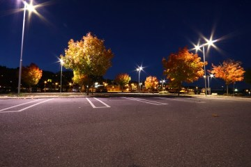 Why Is Parking Lot Lighting Important?