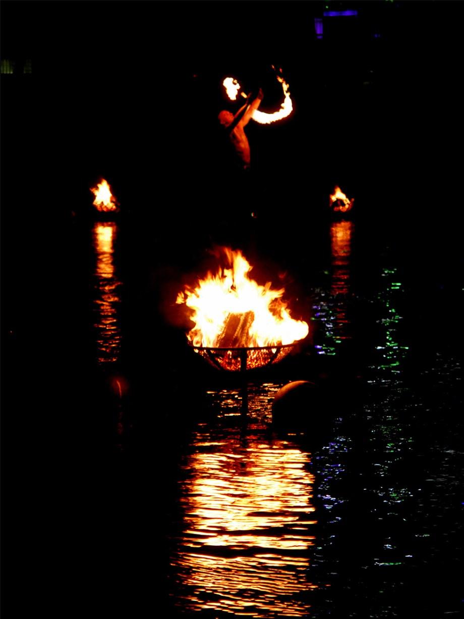 Water-Fire