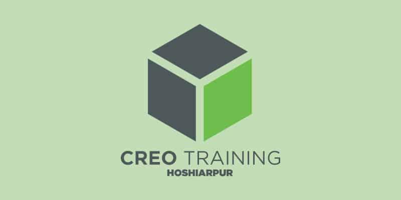 Creo Training Hoshiarpur