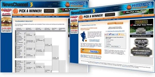 Hoops Pickem