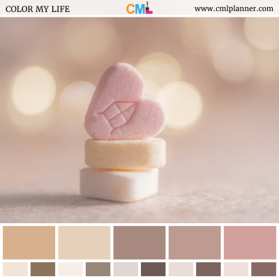 Candy Colors - Color Inspiration from Color My Life