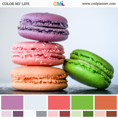 Sweet Chroma - Color Inspiration from Color My Life