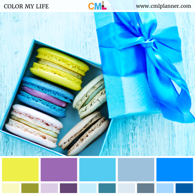 Sweetest Gift - Color Inspiration from Color My Life