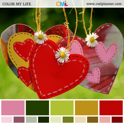 Color Palette #062018 - Color Inspiration from Color My Life