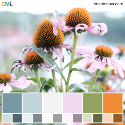 Color Palette #093020 - Color Inspiration from Color My Life. Visit cmlplanner.com/colors/093020 to view the color codes for each color and download the free Adobe (ASE) and Procreate .swatch files.