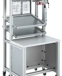 Aluminium Workstations
