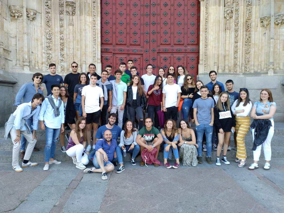 Integración y amistad en el Colegio Mayor Mendel