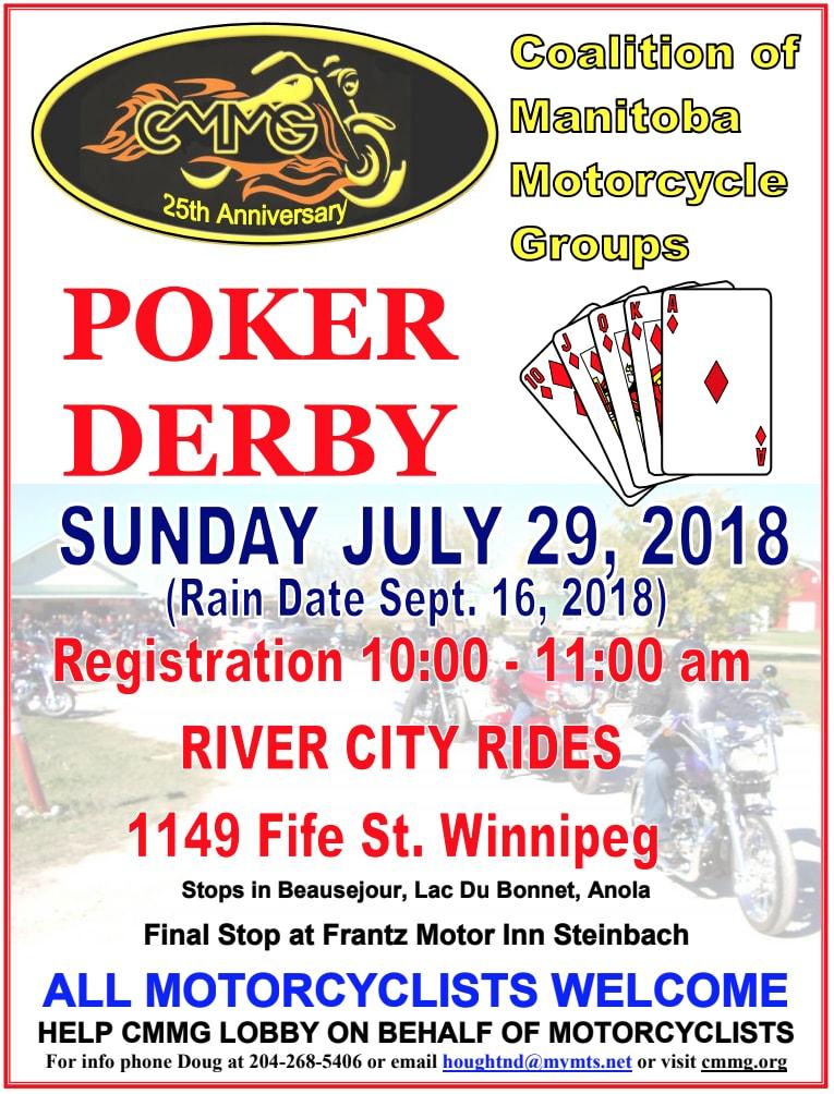 2018 Poker Derby