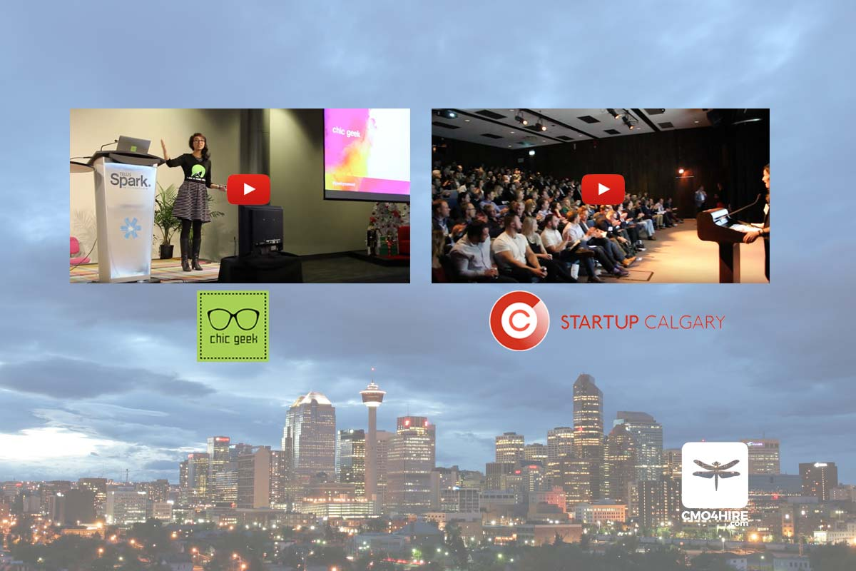 """Videos for Chic Geek """"Geeky Summit"""" & Startup Calgary Launch Party"""