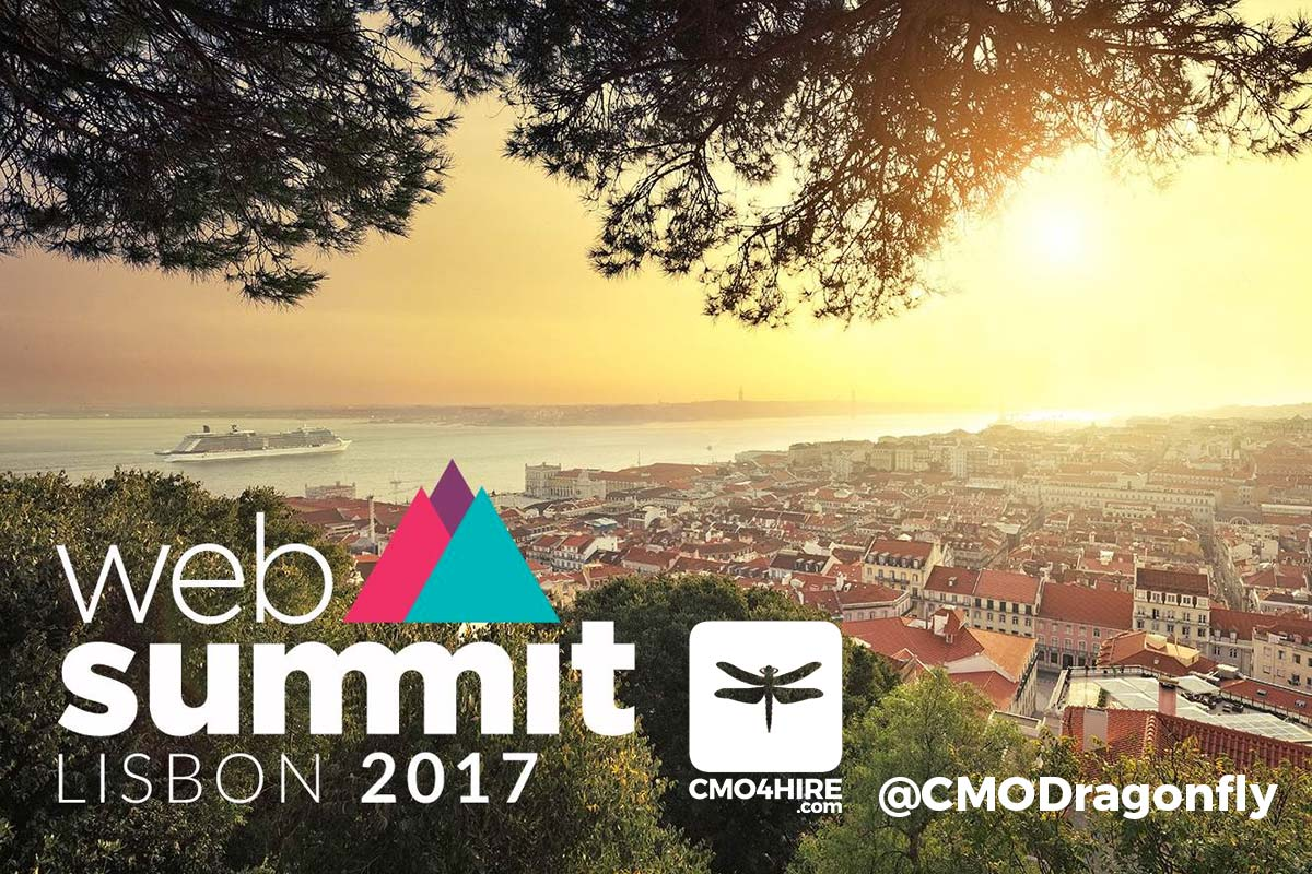 CMO4Hire Attends Web Summit 2017 in Lisbon Portugal