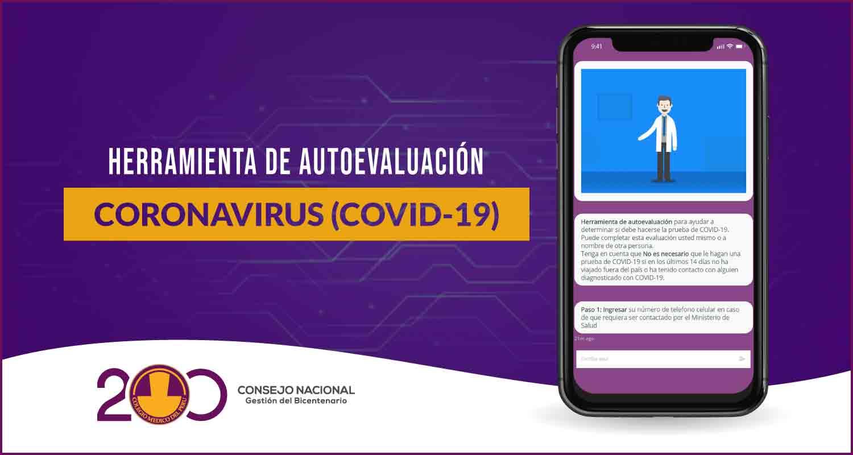COLEGIO MÉDICO SUMA ESFUERZOS EN LA DETECCIÓN DE CASOS SOSPECHOSOS A COVID-19 DE TRAVÉS DE WEB APP DE AUTOEVALUACIÓN