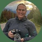 Andrea Keeler wildlife photographer Jasper Alberta