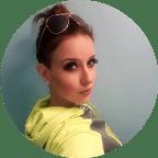 Leah photo assistant makeup headshot