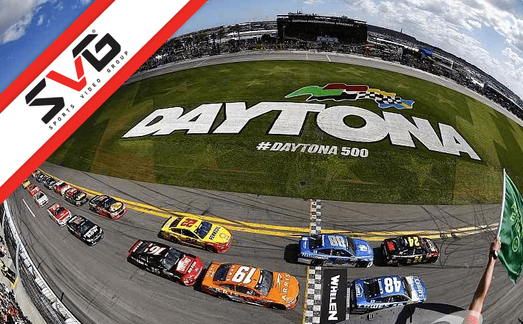Fox Sports Turns to CMSI for Editing Systems and Support at Daytona