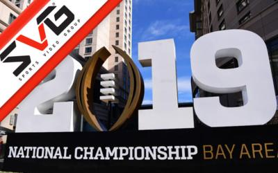 CMSI Is Behind-the-Scenes for ESPN's College-Football Regular Season, Bowl Games With Data, EVS Support
