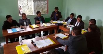 Fotos da 3ª Sessão Ordinária da Câmara Municipal de São Sebastião da Boa Vista