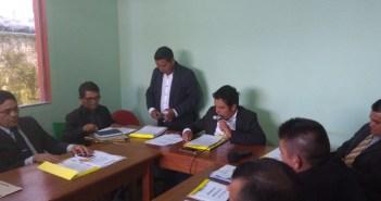 Fotos da 15ª Sessão Ordinária, no Plenário da Câmara Municipal de São Sebastião da Boa Vista