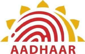 track aadhaar card  through sms