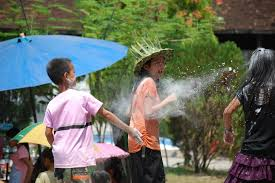 Songkran in Chiang Mai