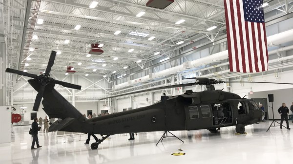 New Army Aviation Support Facility (AASF) | Crawford ...