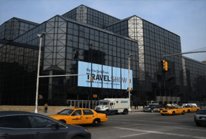 Jacob Javits Center, New York - 1,000 Taxis