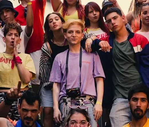 """""""Días De Gallos"""", la serie de freestyle protagonizada por Ángela Torres y Ecko finalizó su grabación"""