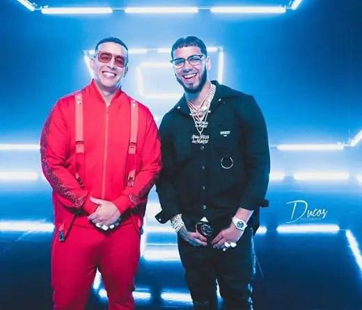 Daddy Yankee - Colaboración de Daddy Yankee y Anuel AA