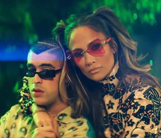 Jennifer Lopez - Te Gusté, lo nuevo de Jennifer Lopez  Bad Bunny