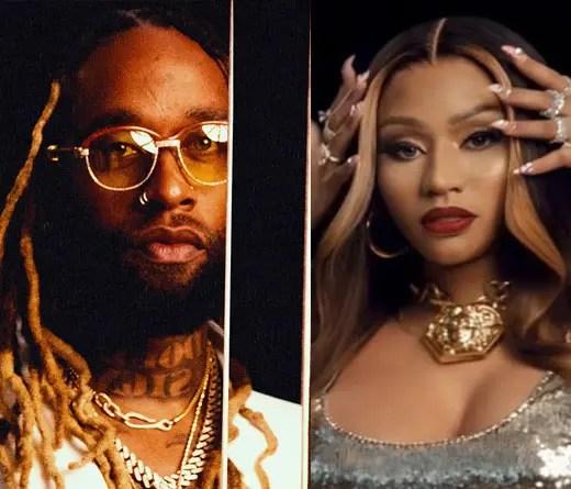 Ty Dolla $ign presenta Expensive en colaboración junto a Nicki Minaj.