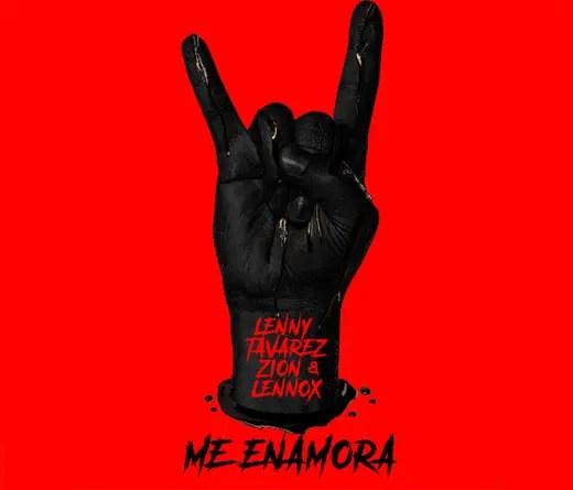 "Zion & Lennox junto a Lenny Tavárez hacen ""Me Enamora"""