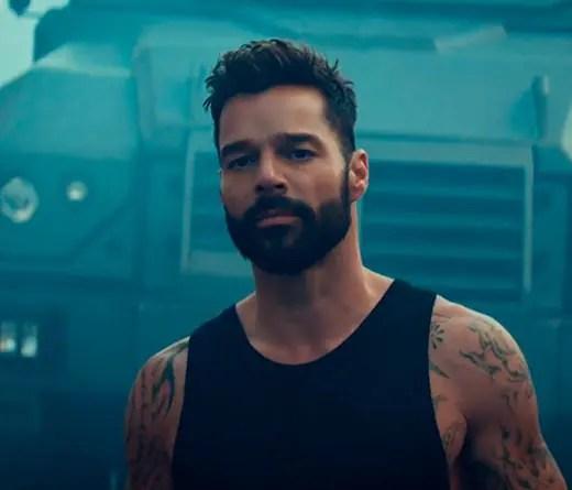 Ricky Martin - Nuevo sencillo y video de Ricky Martin