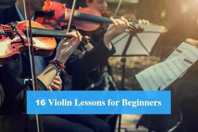 16 Best Violin Lessons for Beginners Review 2020 - CMUSE
