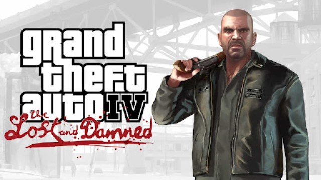 GTA IV Grand Theft Auto: The Lost and Damned
