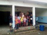 Ispred sirotišta