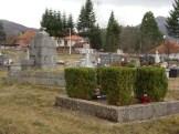 Nevesinje - katoličko groblje