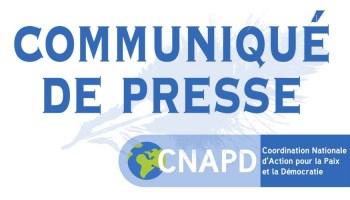 COMMUNIQUÉ DE PRESSE: À propos du vote en Commission de la Défense nationale sur un réengagement militaire de la Belgique en Syrie et en Irak
