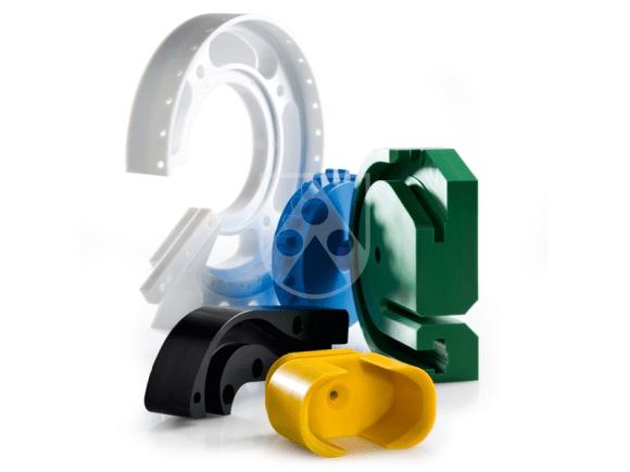CNC machining service plastic 2021