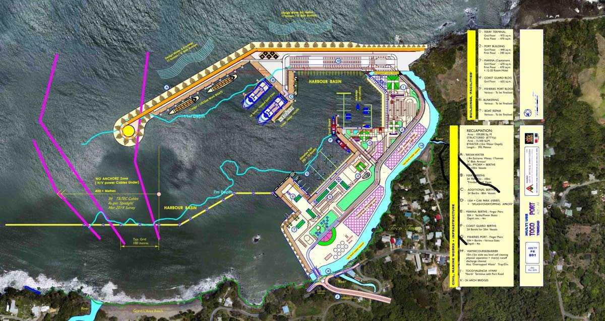COVID halts $million Toco port | CNC3