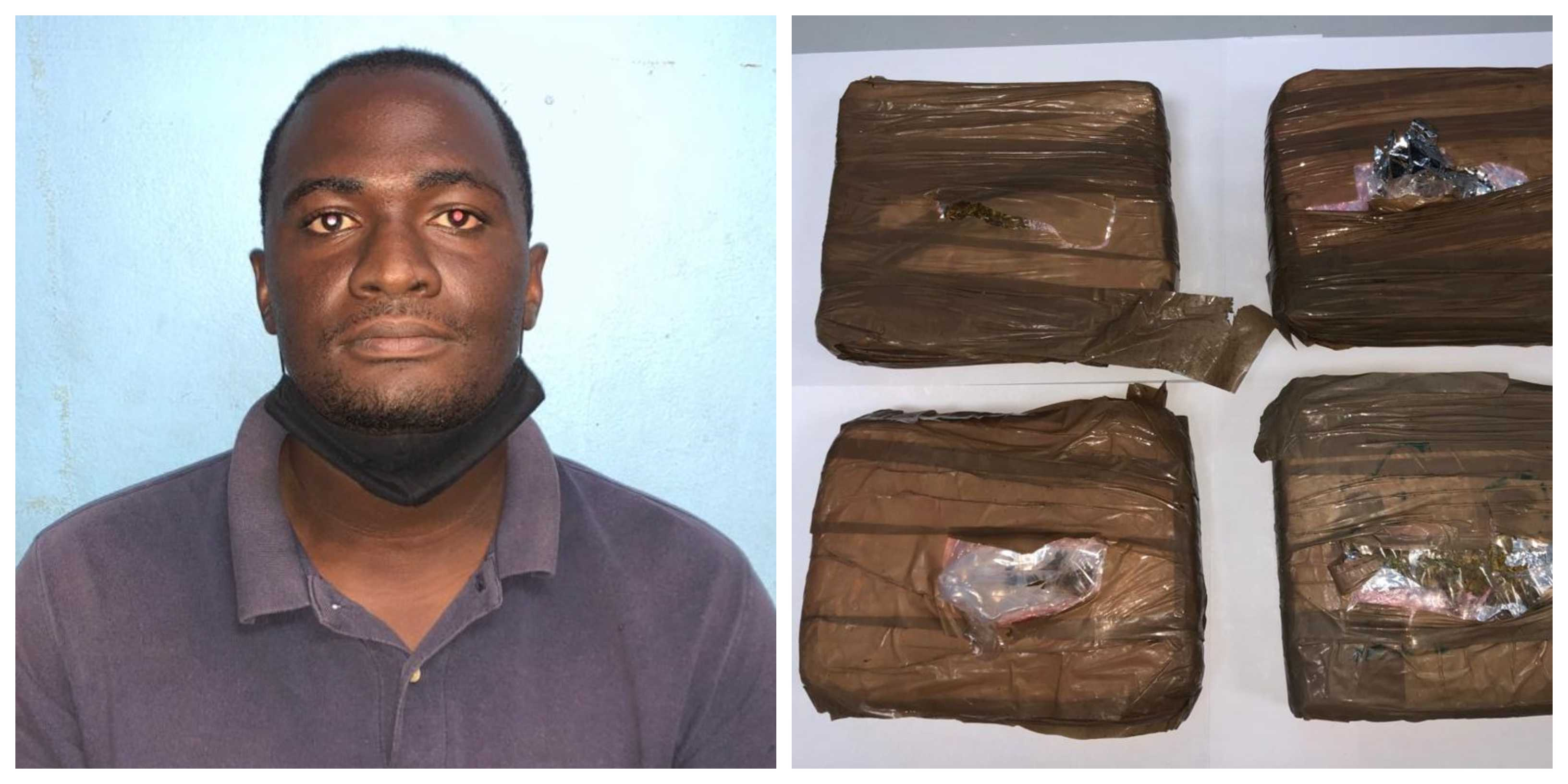 cnc3.co.tt - CNC3 Editor - Laventille man charged with marijuana possession