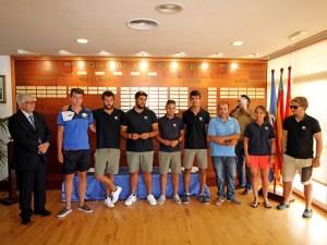 Homenaje Deportistas 2018 Club Náutico Campello