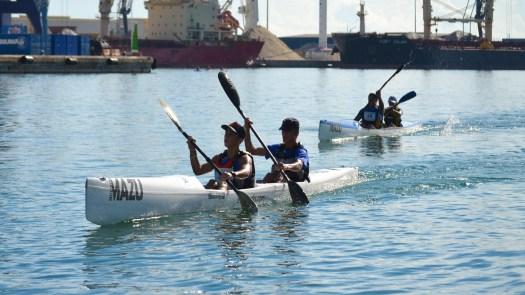 Pablo Bolea y Hugo Luna -Kayak Club Náutico Campello
