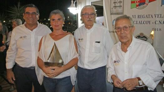 Regata Círculo Industrial de Alcoy - Club Náutico Campello