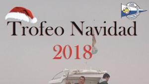 CARTEL PESCA TROFEO NAVIDAD 2018