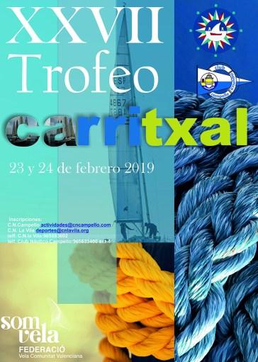 XXVII Trofeo Carritxal 2019