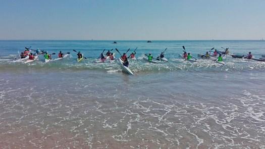 Kayak de Mar - Canet d'en Berenguer