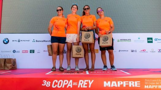 Ángela Andúgar - Purobeach Women's Cup