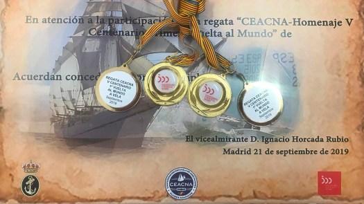 V centenario - Club Náutico Campello