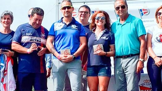 II regata de la Liga de Remo de Mar - Club Náutico Campello