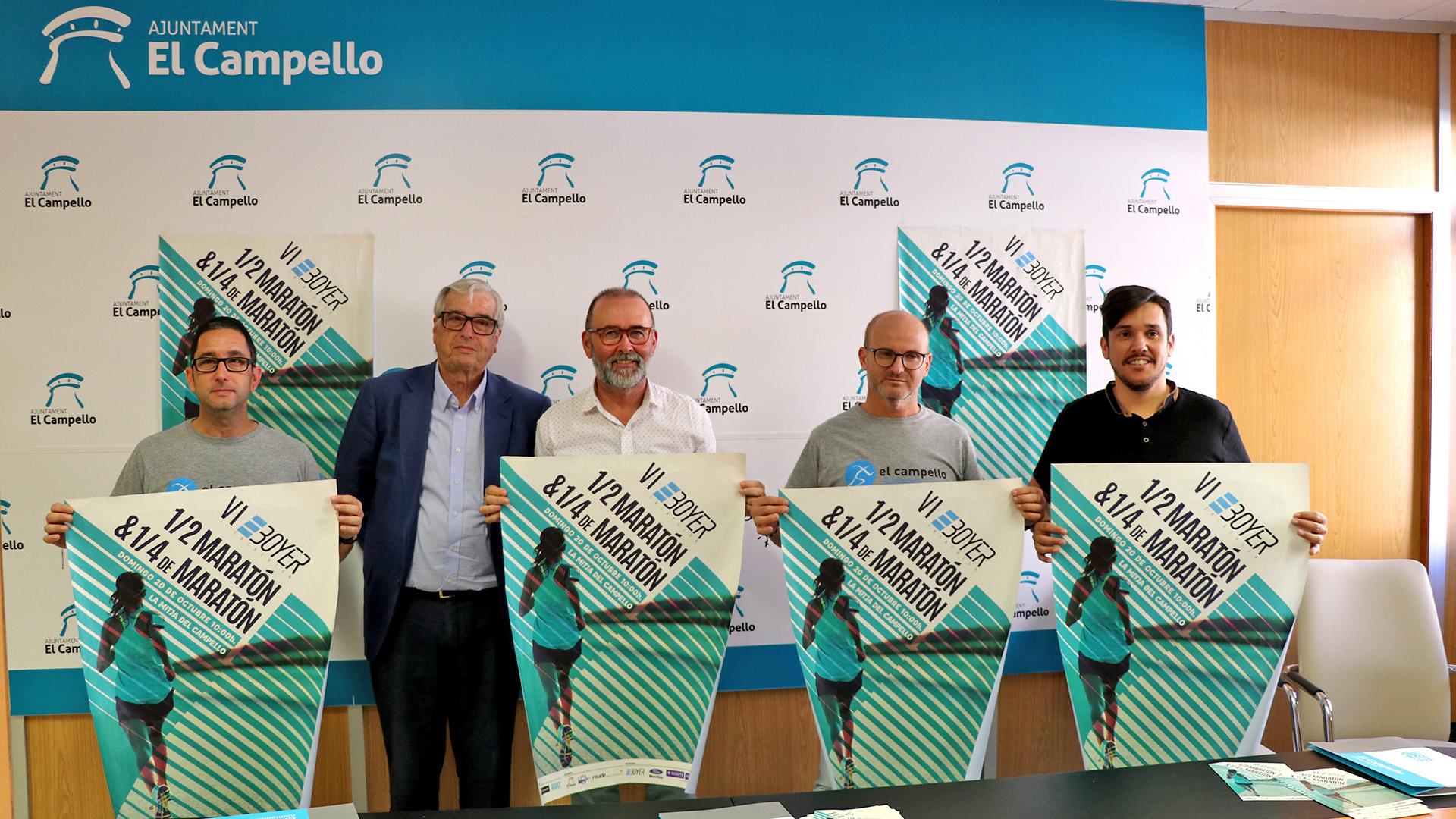 Media Maratón - Club Náutico Campello
