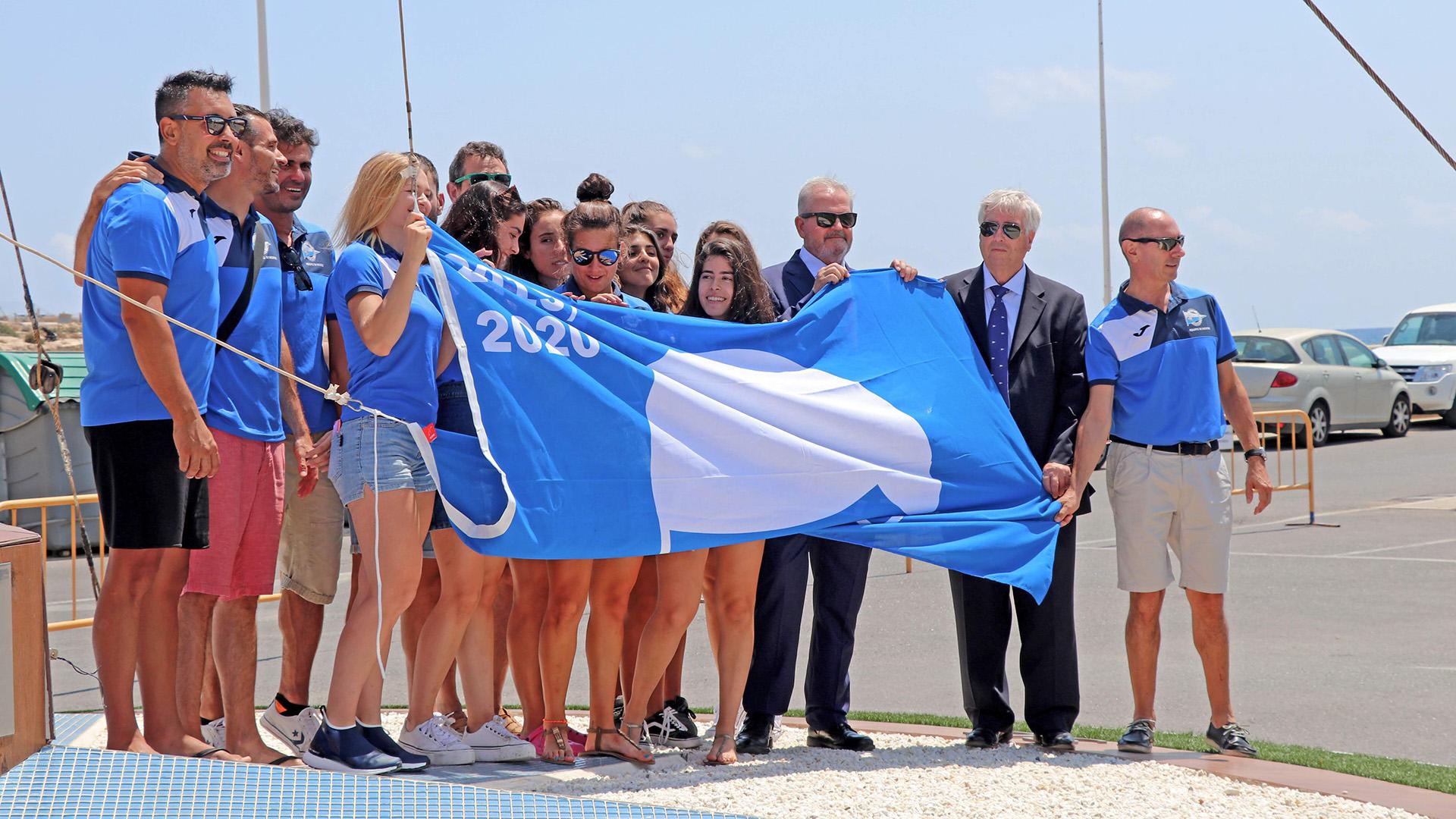 Bandera Azul - CN Campello